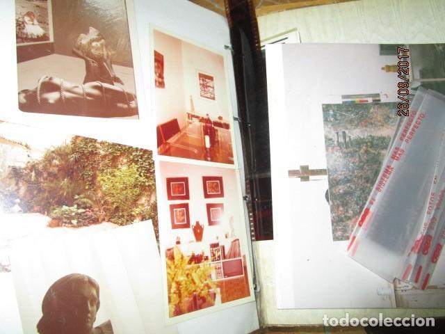 Varios objetos de Arte: ANTIGUO ALBUM 400 FOTOS ORIGINALES INEDITAS PINTOR ANTONIO FERRI PINTURA VALENCIANA ANTIGUA - Foto 23 - 148517746