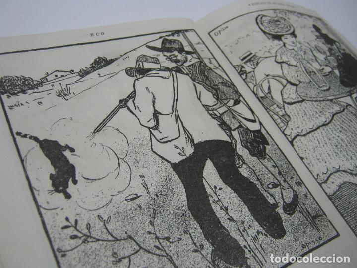 Varios objetos de Arte: legajo de revista 1950 - 8 dibujos de Ricardo Opisso - Foto 3 - 205320326