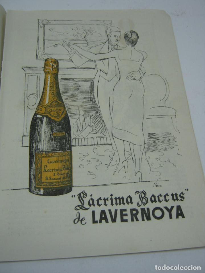 Varios objetos de Arte: legajo de revista 1950 - 8 dibujos de Ricardo Opisso - Foto 4 - 205320326