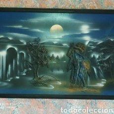 Varios objetos de Arte: CUADRO 1. Lote 205824678