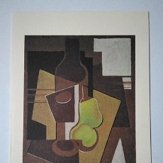 Varios objetos de Arte: JUAN GRIS. DÍPTICO GALERÍA ELVIRA GONZÁLEZ. MADRID, 2006. Lote 206231547
