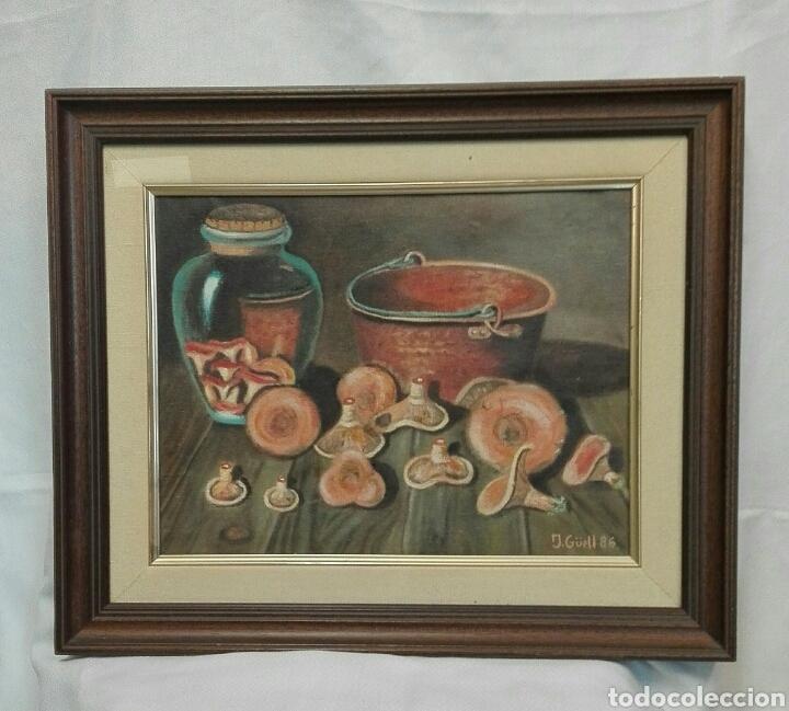 CUADRO ROVELLONS PINTADO SOBRE TELA (Arte - Varios Objetos de Arte)