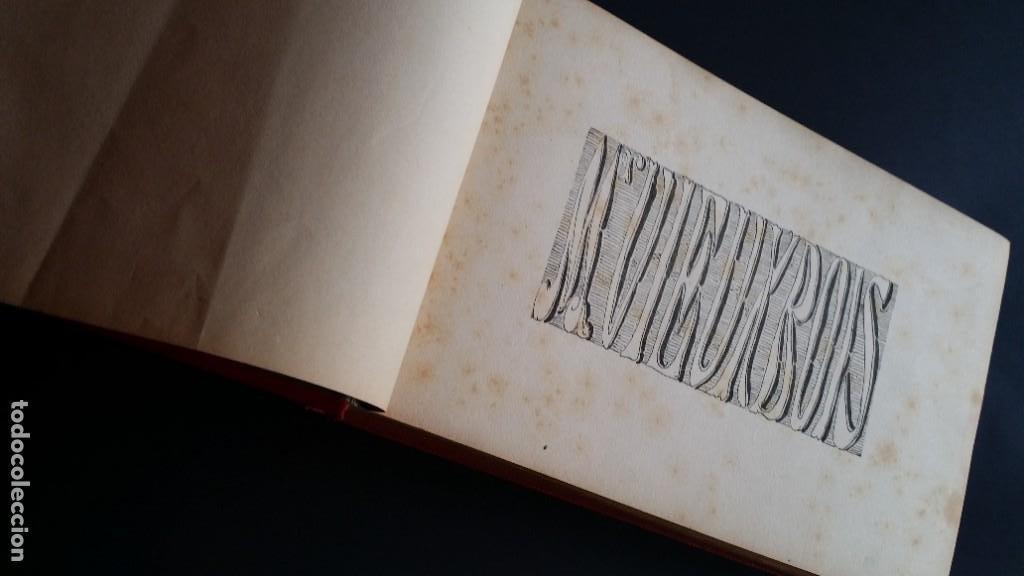 Varios objetos de Arte: Rodolphe TOPFFER (1799-1846). Histoire de Mr. Vieux-Bois Paris, 1860, CARICATURAS, COMIC - Foto 5 - 207812783