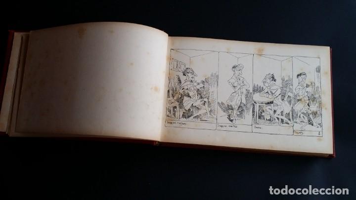 Varios objetos de Arte: Rodolphe TOPFFER (1799-1846). Histoire de Mr. Vieux-Bois Paris, 1860, CARICATURAS, COMIC - Foto 6 - 207812783