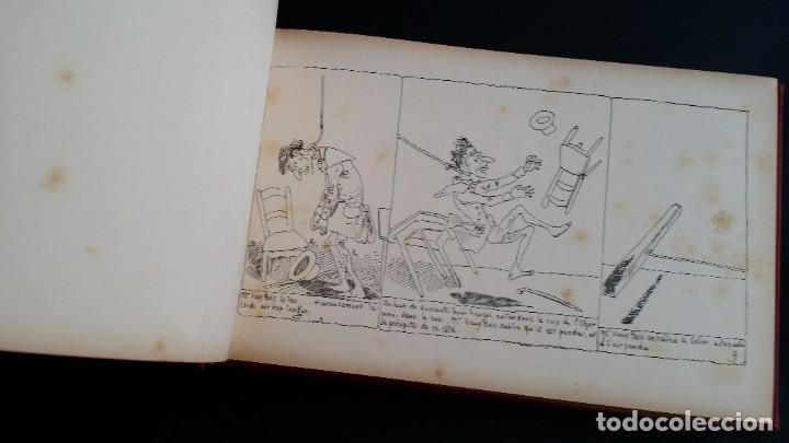 Varios objetos de Arte: Rodolphe TOPFFER (1799-1846). Histoire de Mr. Vieux-Bois Paris, 1860, CARICATURAS, COMIC - Foto 7 - 207812783