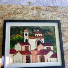 Varios objetos de Arte: CUADRO. Lote 207960552
