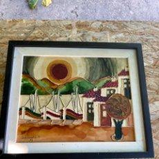 Varios objetos de Arte: CUADRO. Lote 207960687