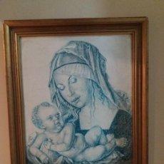 Varios objetos de Arte: MARCO DORADO. Lote 208075317