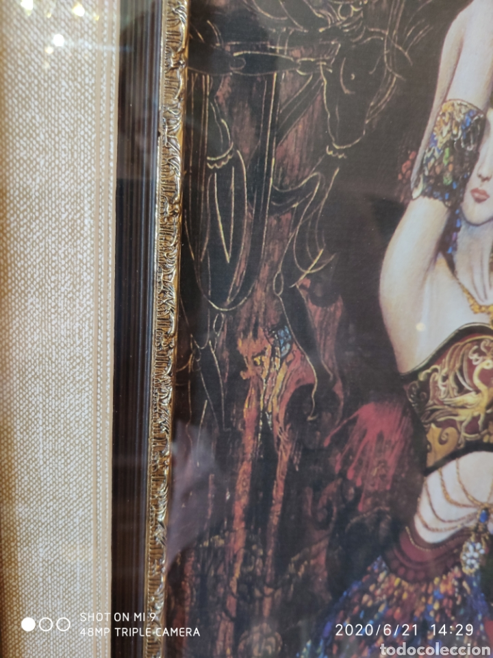 Varios objetos de Arte: PRECIOSO CUADRO, ÚNICO, VER - Foto 7 - 209021795