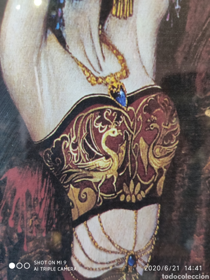 Varios objetos de Arte: PRECIOSO CUADRO, ÚNICO, VER - Foto 21 - 209021795