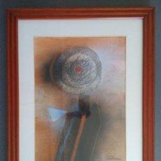 Varios objetos de Arte: CUADRO ORIGINAL KEITH PATTERSON. Lote 210473838