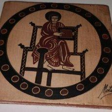 Varios objetos de Arte: SOCARRAT DE BARRO ESMALTADO - FELICIDAD MOTA. Lote 210688577