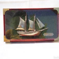 Varios objetos de Arte: CUADRO GOLETA. Lote 211517521
