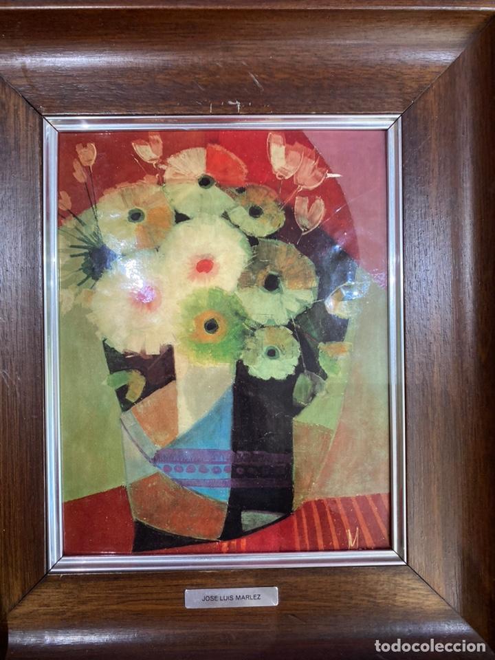 Varios objetos de Arte: ESMALTE AL FUEGO. Jose Luis Marlez AÑOS 70 - Foto 4 - 211683599