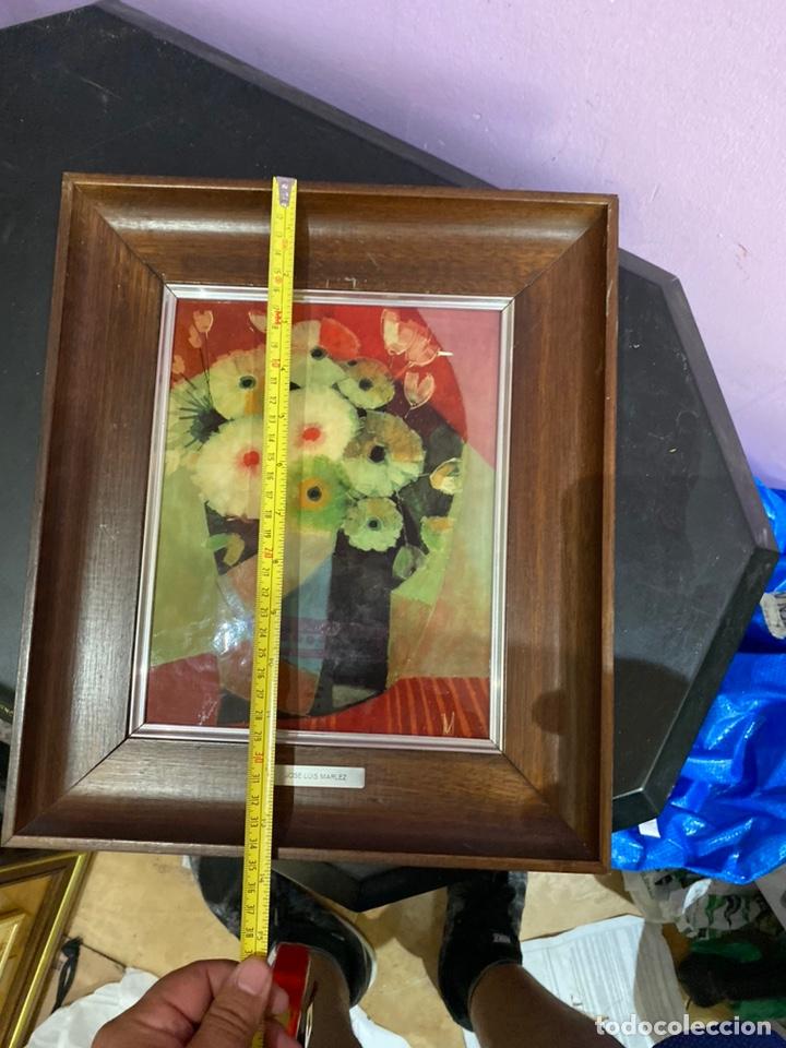 Varios objetos de Arte: ESMALTE AL FUEGO. Jose Luis Marlez AÑOS 70 - Foto 6 - 211683599