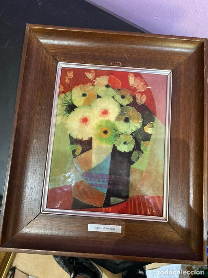 Varios objetos de Arte: ESMALTE AL FUEGO. Jose Luis Marlez AÑOS 70 - Foto 7 - 211683599