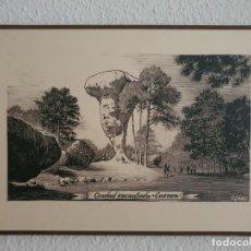 """Varios objetos de Arte: CIUDAD ENCANTADA """" CUENCA """". Lote 211878287"""