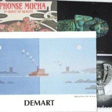 Varios objetos de Arte: LOTE EXPOSICION ARTE MUCHA, ESCHER, ETC.. Lote 212842790
