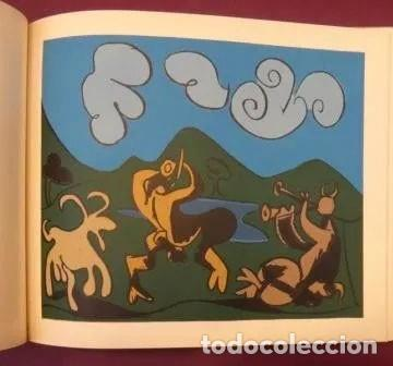 Varios objetos de Arte: Pablo Picasso Linogravures Grabados al linoleo - Foto 2 - 213029012