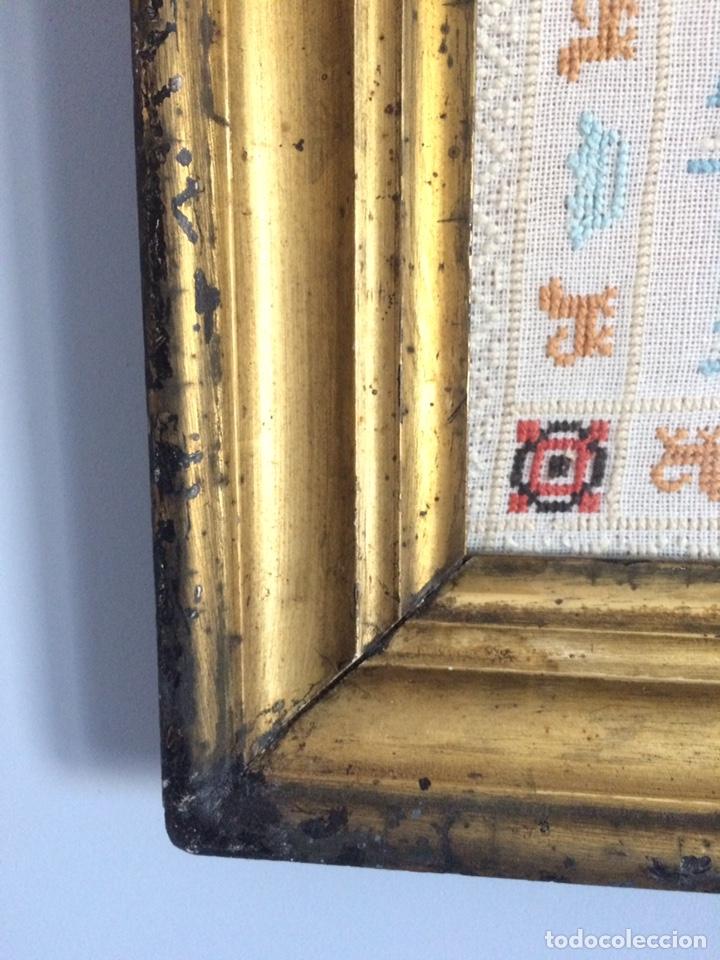 Varios objetos de Arte: Antiguo bordado de 1916 - Foto 9 - 214463178