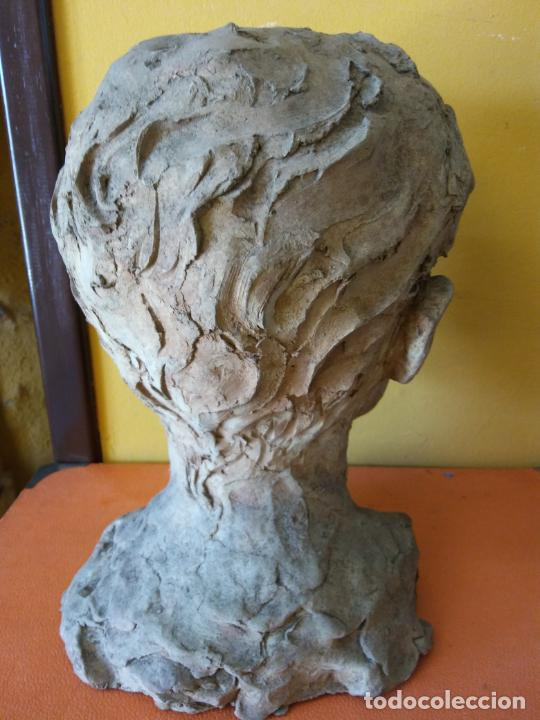 Varios objetos de Arte: ORIGINAL. OBRA DE FRANCESC GASSÓ. HOMBRE. EN CERÁMICA. MEDIDAS 27*19*17 CM - Foto 4 - 214818513