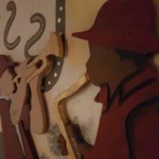 Varios objetos de Arte: JAZZ. CUADRO. ARTE CONTEMPORANEO. Lote 215774633