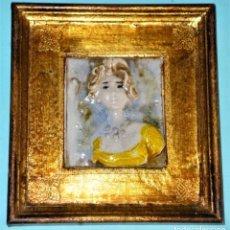 Varios objetos de Arte: ESMALTE ARTESANO FLORENTINO.. Lote 215957382