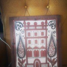 Varios objetos de Arte: AZULEJO SOCARRAT PALAU DE LA GENERALITAT. HECHO A MANO. Lote 217020826