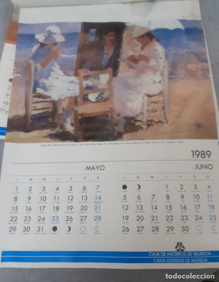 ALMANAQUE DE CECILIO PLA 1989 (Arte - Varios Objetos de Arte)