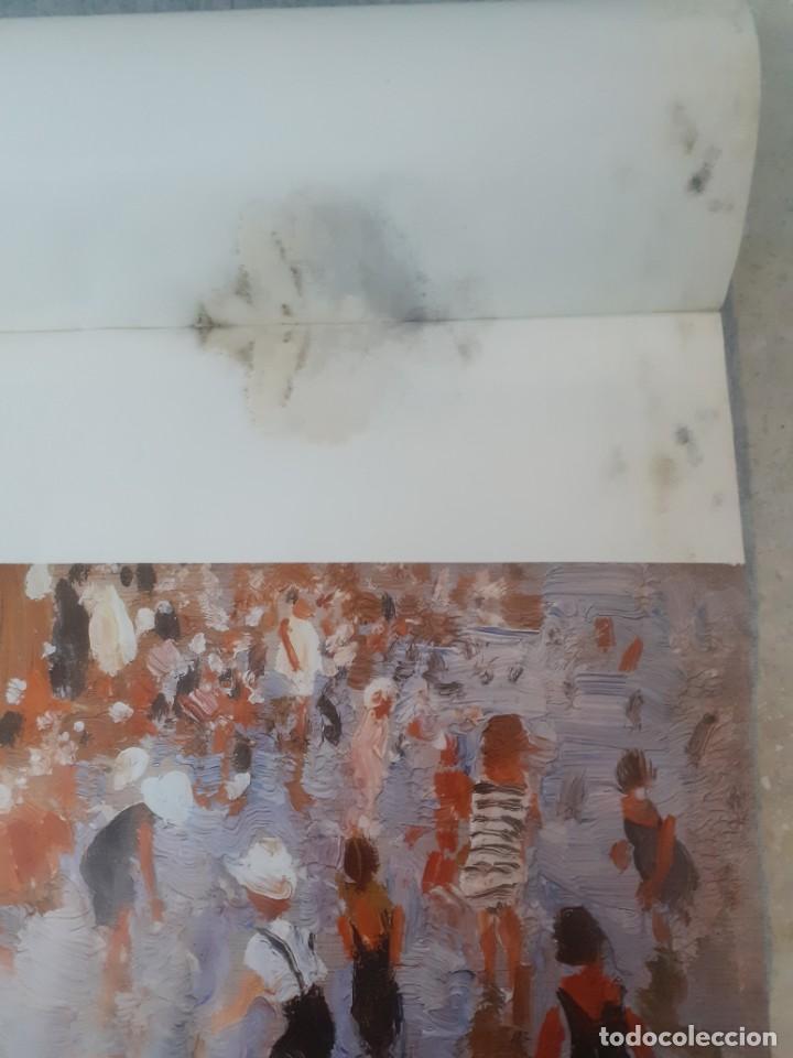 Varios objetos de Arte: Almanaque de Cecilio Pla 1989 - Foto 3 - 217175010
