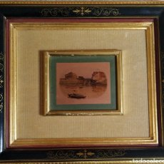 Varios objetos de Arte: CUADRO ANTIGUO. Lote 217908328