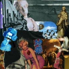 Varios objetos de Arte: MARILYN MONROE. COCINANDO A MARILYN.COLLAGE DE INDALECIO. Lote 218093912