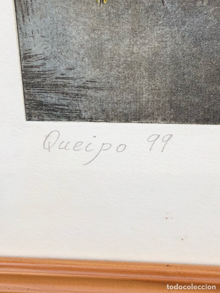 Varios objetos de Arte: Bonita prueba de autor, firmada, desconozco técnica - Foto 5 - 218447805