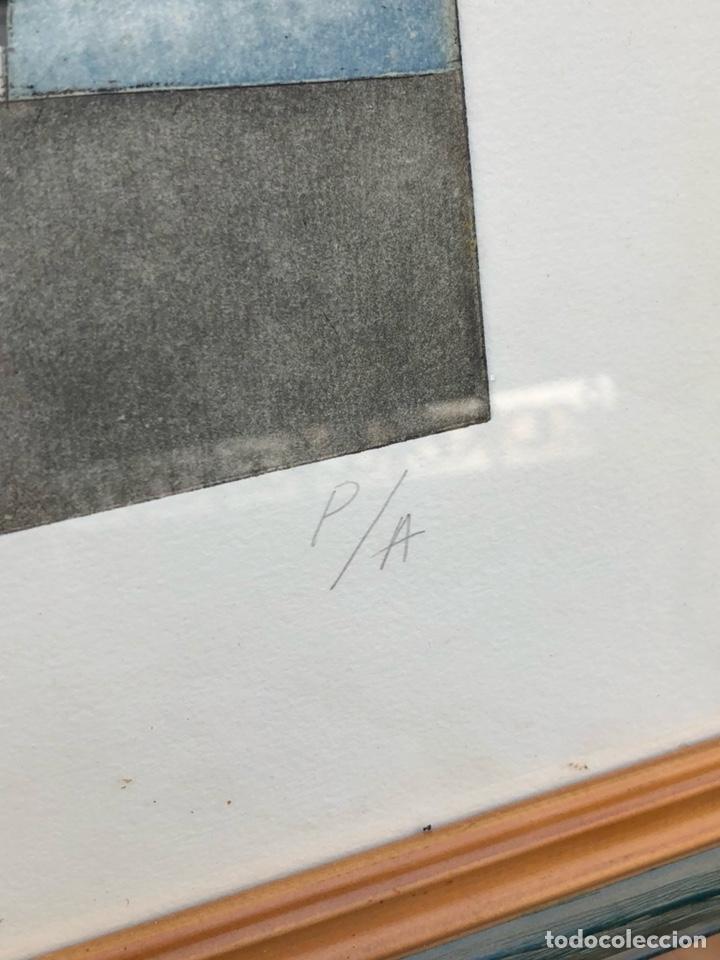 Varios objetos de Arte: Bonita prueba de autor, firmada, desconozco técnica - Foto 6 - 218447805