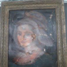 Varios objetos de Arte: RETRATO. Lote 219811728