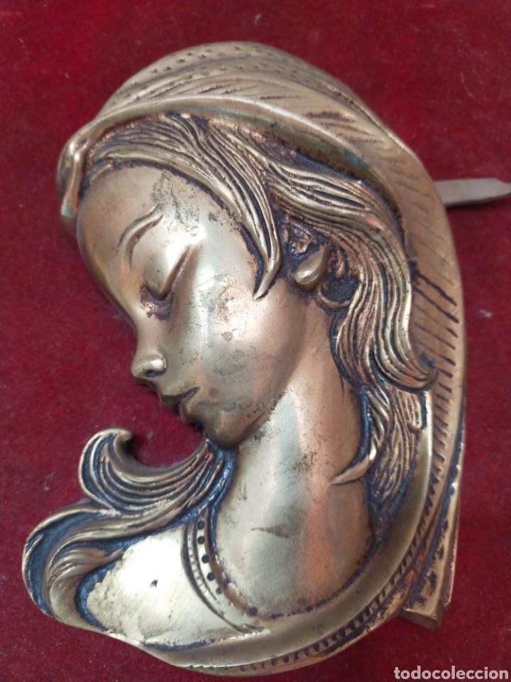 Varios objetos de Arte: Cuadro ovalado mujer - Foto 4 - 220355890