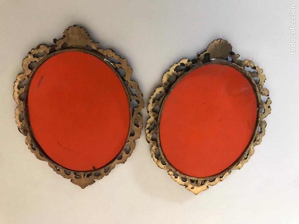 Varios objetos de Arte: Lote de cuadros de época de tela - Foto 3 - 221252031