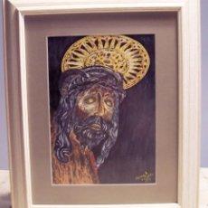 Varios objetos de Arte: EL CRISTO DE SAN CRISTÓBAL DE LA LAGUNA. (TENERIFE). Lote 222585831