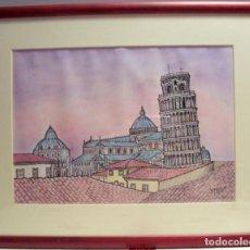 Varios objetos de Arte: PISA. Lote 222591455