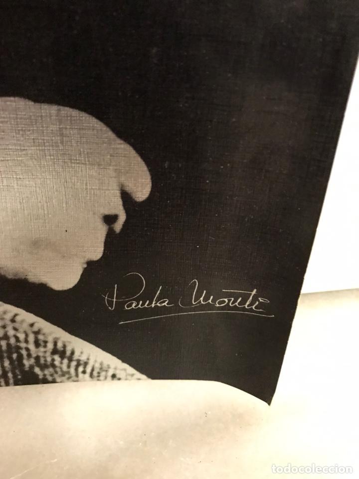 Varios objetos de Arte: Lamina Paula Monti 48x34cm (nueva) - Foto 3 - 223155521