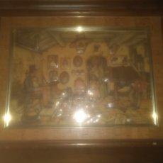 Varios objetos de Arte: CUADRO 3D ANTÓN PIECK. Lote 223572337