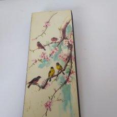 Varios objetos de Arte: ANTIGUO CUADRO RETRO. Lote 224124637
