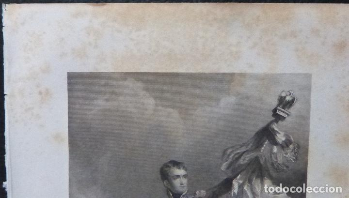 Varios objetos de Arte: 1 ilustracion de Napoleon Bonaparte(B&N),Lannes - Foto 2 - 224235737