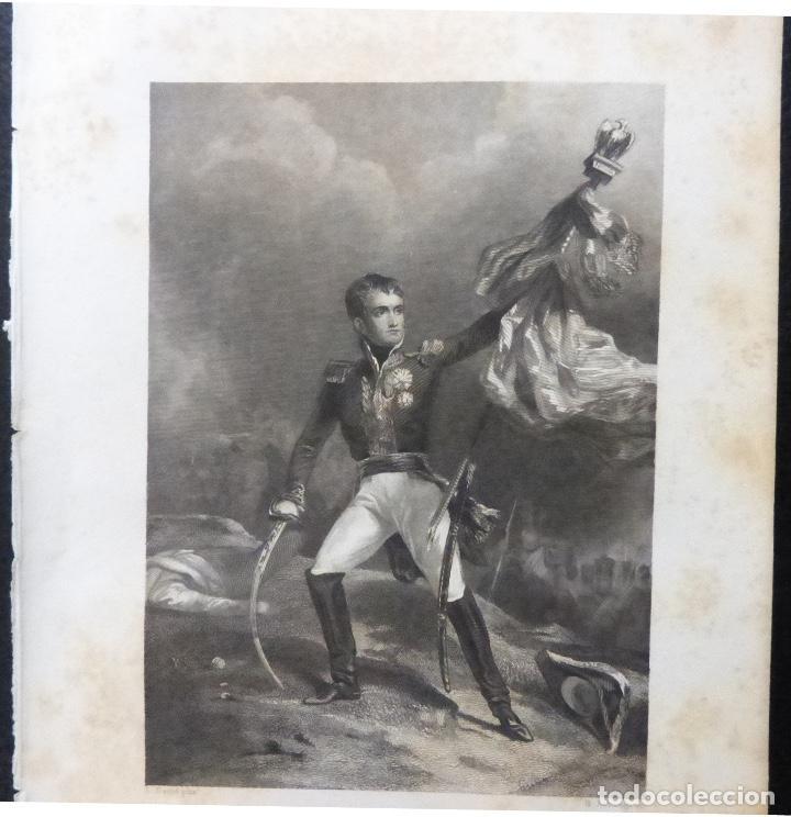 Varios objetos de Arte: 1 ilustracion de Napoleon Bonaparte(B&N),Lannes - Foto 5 - 224235737