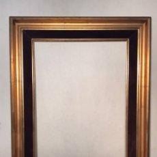 Varios objetos de Arte: MARCO MADERA 114X90CM. Lote 224549106