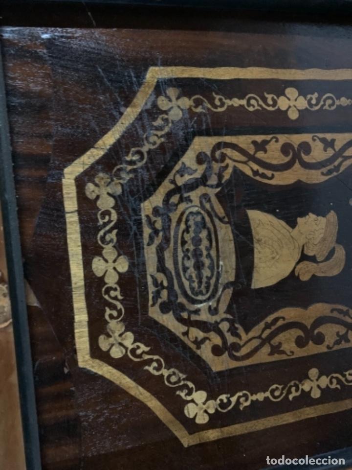 Varios objetos de Arte: Cuadro de marqueteria de boj - Foto 10 - 225165915
