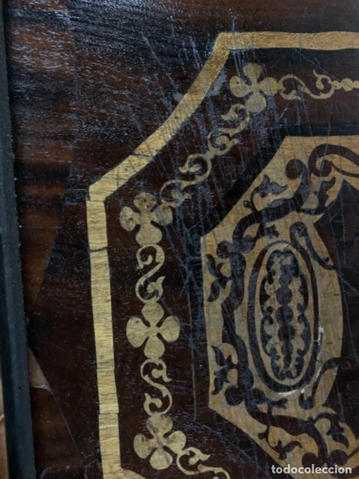 Varios objetos de Arte: Cuadro de marqueteria de boj - Foto 13 - 225165915