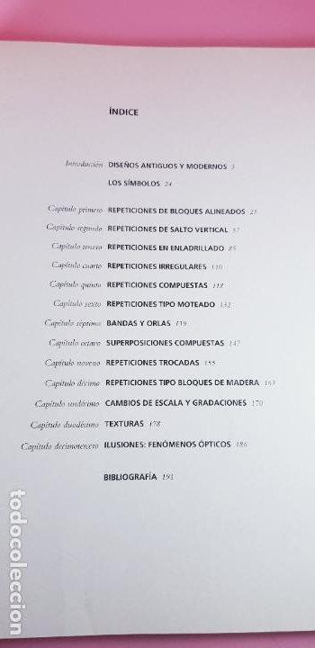 Varios objetos de Arte: LIBRO-DISEÑOS DE REPETICIÓN-MANUAL PARA DISEÑADORES,ARTISTAS Y ARQUITECTOS-PETER PHILLIPS-G.BUNCE - Foto 5 - 225921125
