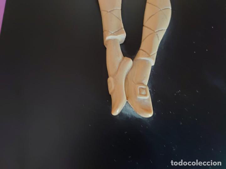 Varios objetos de Arte: CUADRO ARLEQUIN MARFIL TALLADO - Foto 6 - 253064695