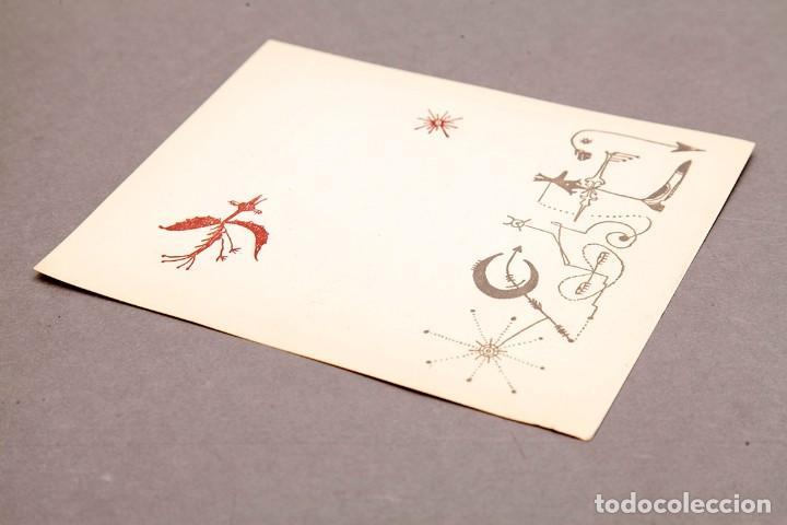 Varios objetos de Arte: Club 49 - 1947 - Brossa - Ilustración de Joan Ponç - Foto 2 - 234902110